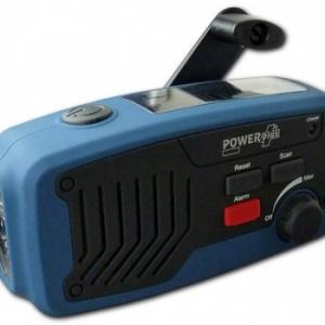 ECO friendly 5 in 1 radio
