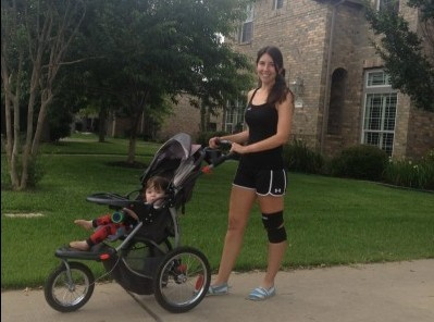 5 Tips for Mamas on the Run: Stroller Running