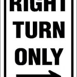 Right Turns