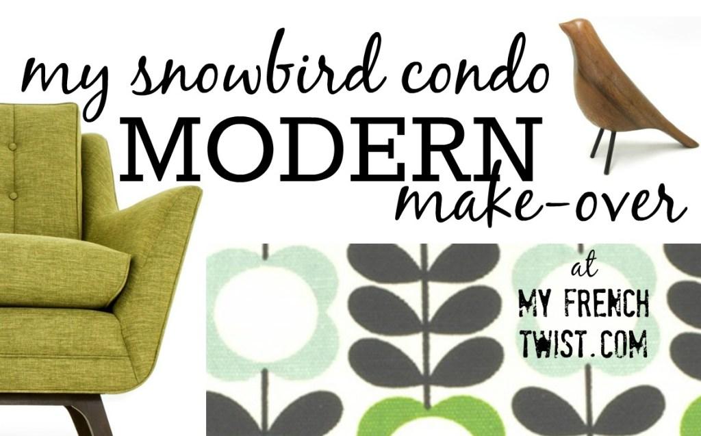 midcentury modern make-over