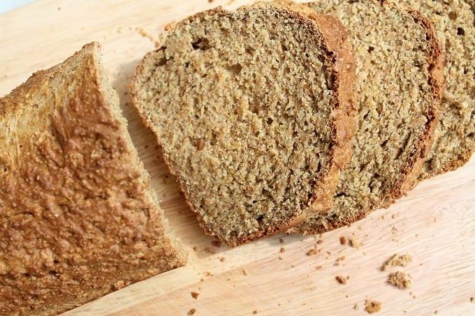 Irish Wholemeal Bread