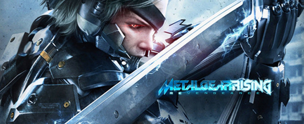 Metal Gear Rising Banner