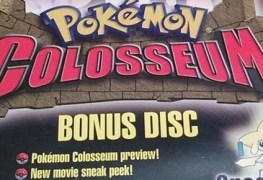 Pokemon Col Bonus Disc Banner