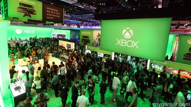Xbox Booth at E3