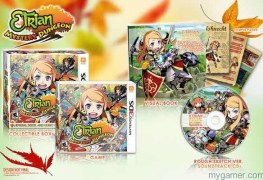 Etrian Myster DUng Game
