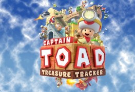 Captain Toad Treasure Banner
