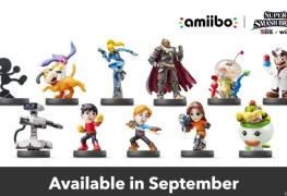 amiibo wave 5 Sept 2015