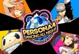 Persona Dancing banner