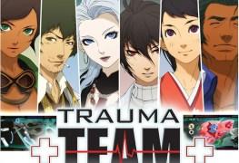 Trauma Team banner