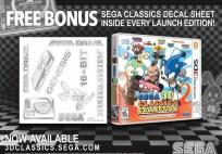 Sega 3D Classics 3DS banner