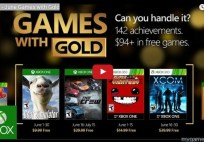 June2016 Xbox Live Games With Gold