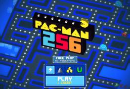 PacMan 256 Banner
