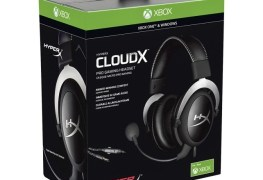 HyperX Cloud X box