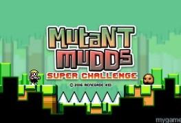 Mutant Mudds Super Challenge Banner