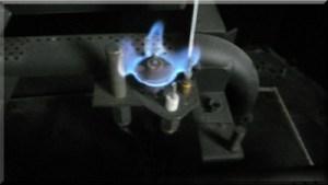 pilot flame