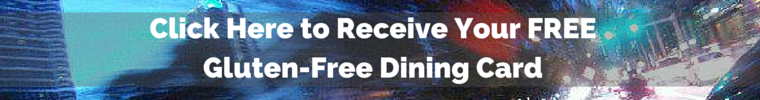 Dining Card Banner
