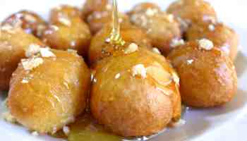 Greek Yogurt with Honey and Walnuts recipe (Yiaourti me meli) - My ...
