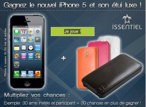 issentiel iphone5