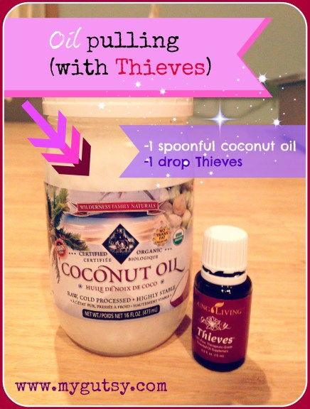 coconut oil thieves final
