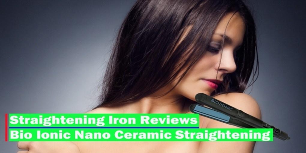 Straightening Iron Reviews