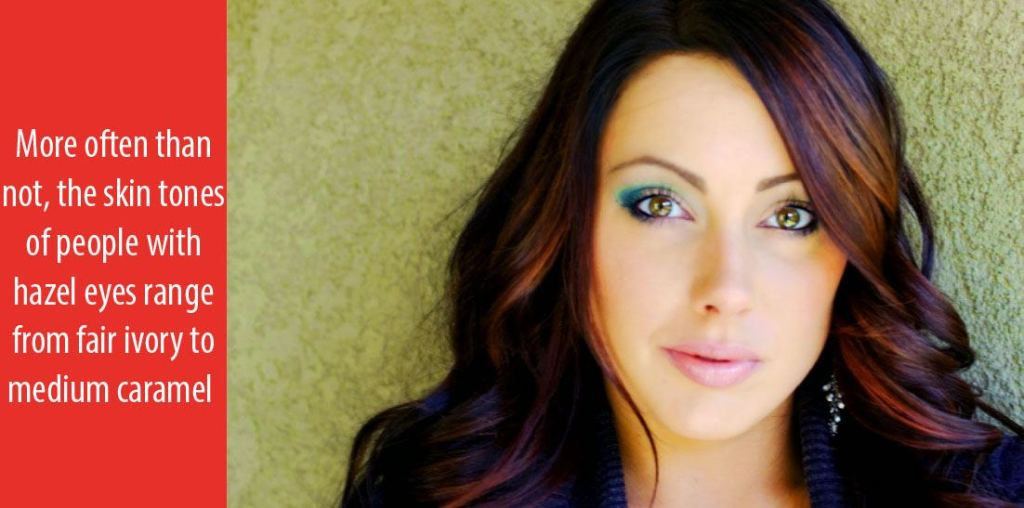 Best Hair Colors For Cool Skin Tones And Green Eyes Best Hair