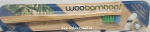 Woo Bamboo Toothbrush Soft