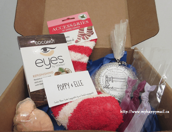 Indulge Me Box February 2015