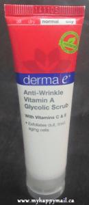Derma E Anti-Wrinkle Glycolic Scrub