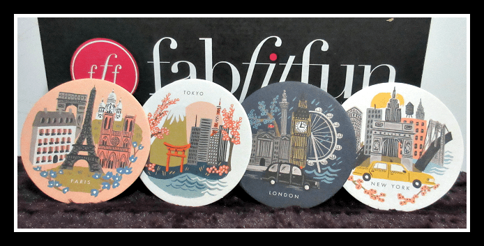 Rifle Paper Co. Coaster Set