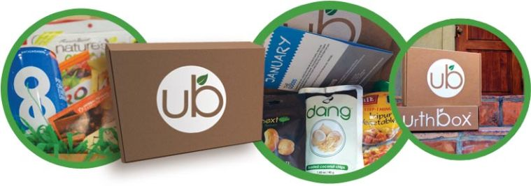 UrthBox Healthy Snack Subscription Box Promo Code September