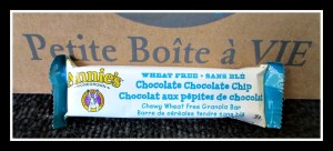 Annies Chocolate Chocolate Chip Granola Bar