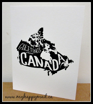 Greetings from CanadaLemon Lane Gifts Canadian Artisan Subscription Box