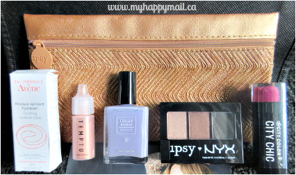 Ipsy Review September 2015 GlamBag Full Bag