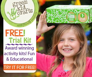 green kid crafts free trial discovery box october 2015 Kids Subscription Box