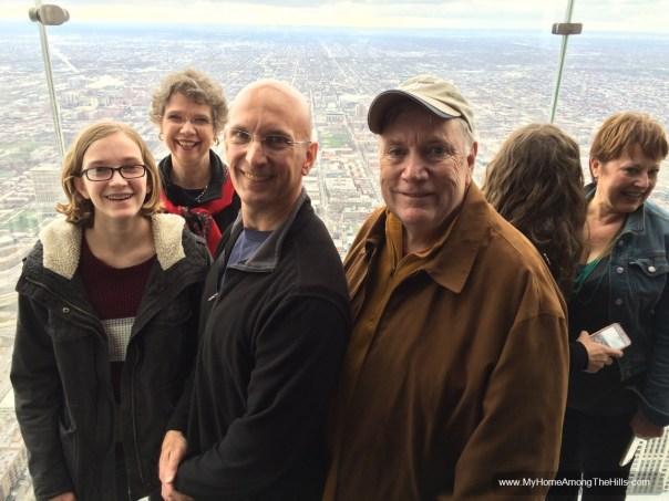 At Willis Tower