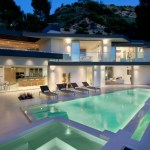 The Doheny Residence, a $10 Million Home on Hollywood Hills.