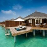 Kuramathi Island Resort in Rasdhoo Atoll, Maldives.