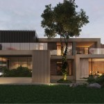 Country villa in Monteuil by Alexandra Fedorova 02