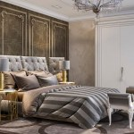 Luxury design in the neoclassical style by Building Evolution 09