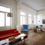 Residential Herringbone project by Dennebos Flooring 01