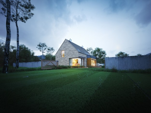 Cottage House by Noreststudio