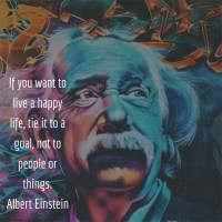 Albert Einstein: How to Live a Happy Life