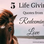 Redeeming Love quotes