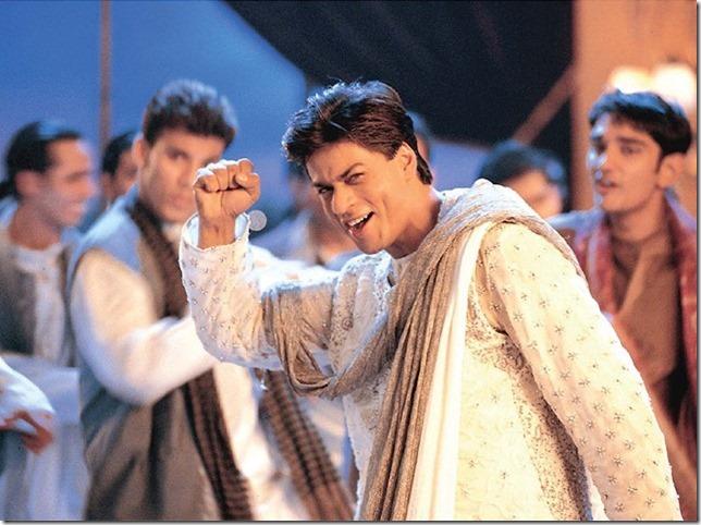 Shah Rukh Dancing