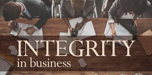 Integrity Blog