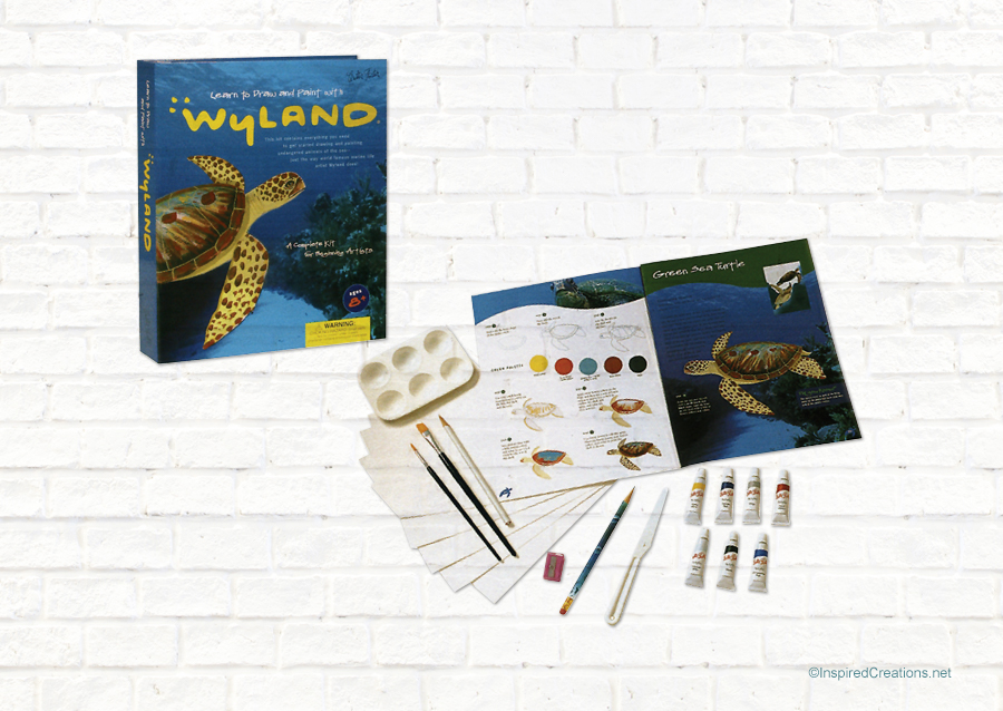 Wyland Worldwide_Paint Like Wyland