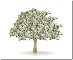 Tree of Money