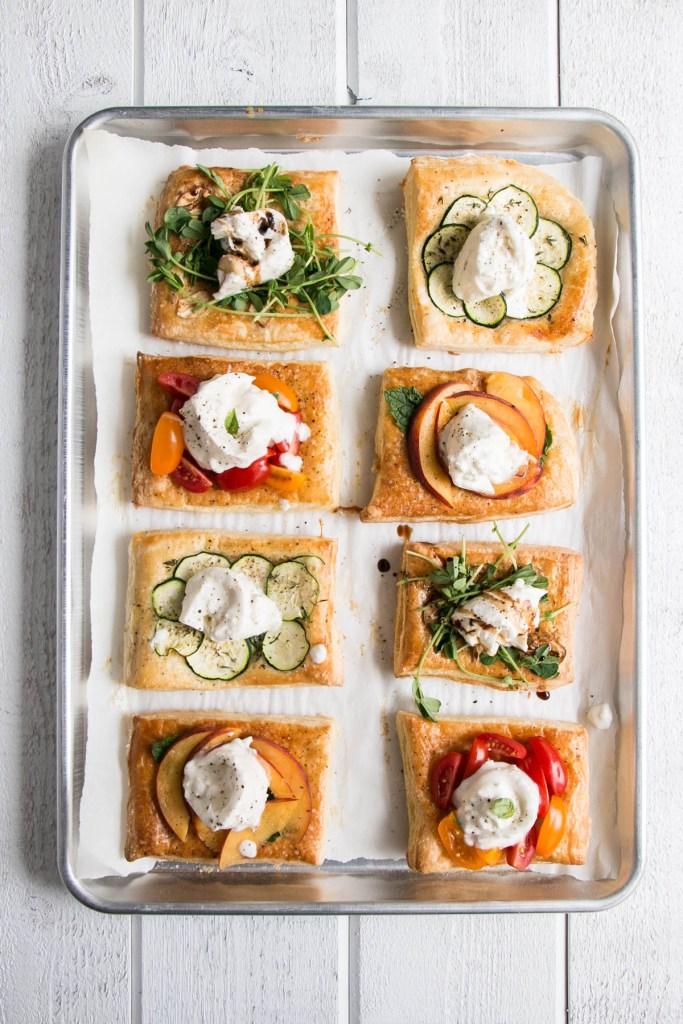 Burrata Tarts   My Kitchen Love