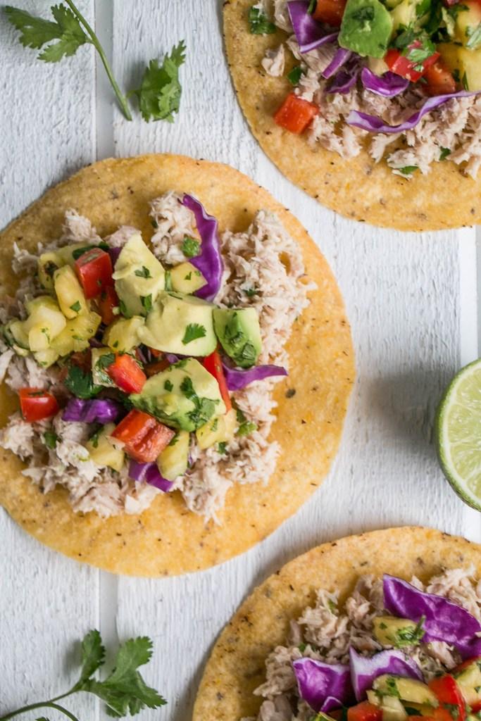 Sustainably Caught – Spicy Tuna Tosdatas