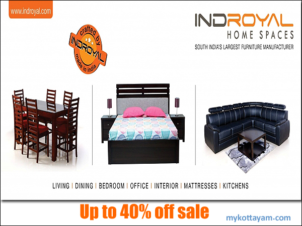 Indroyal Home Spaces Up To Off MyKottayamcom - Indroyal bedroom furniture